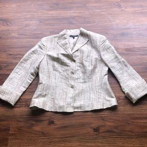 Lafayette 148 blazer size:12